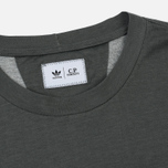 Мужская футболка adidas Originals x C.P. Company Clear Granite фото- 1