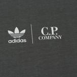Мужская футболка adidas Originals x C.P. Company Clear Granite фото- 2