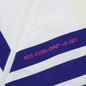 Мужская олимпийка adidas Consortium x Nice Kicks Tironti TT LTD White/Energy Aqua/Energy Ink фото - 3