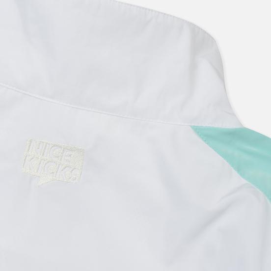 Мужская олимпийка adidas Consortium x Nice Kicks Tironti TT LTD White/Energy Aqua/Energy Ink