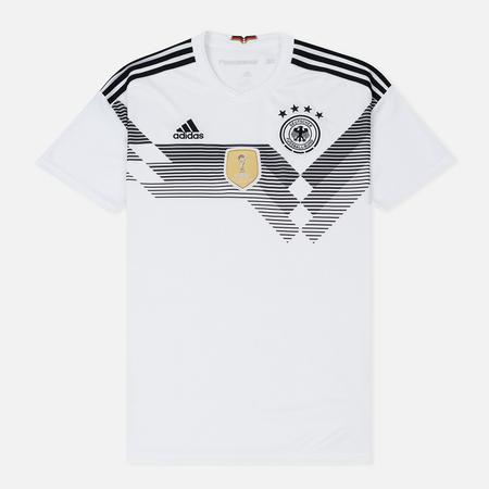 Мужская футболка adidas Football Germany Home Replica Jersey White/Black