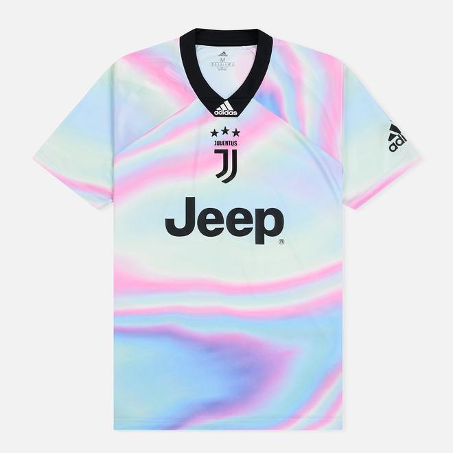 Мужская футболка adidas Football x EA Sports Juventus Jersey Multicolor/Black