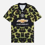 Мужская футболка adidas Football x EA Sports Manchester United FC Jersey Bright Yellow/Black фото- 0