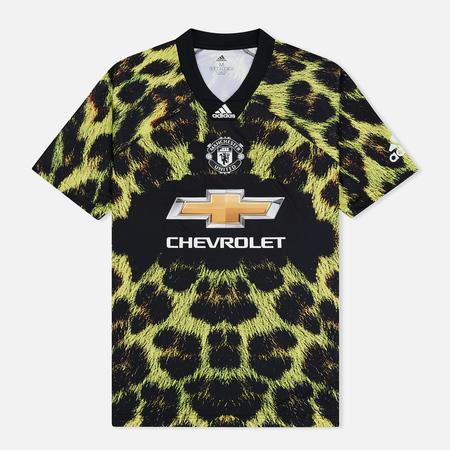 Мужская футболка adidas Football x EA Sports Manchester United FC Jersey Bright Yellow/Black