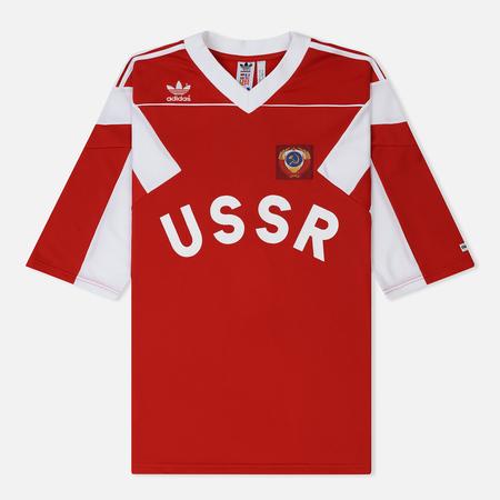 Мужская футболка adidas Football Russia Jersey Scarlet