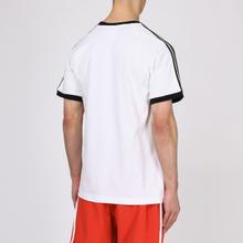 Мужская футболка adidas Originals 3-Stripe White фото- 3
