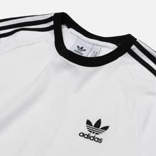 Мужская футболка adidas Originals 3-Stripe White фото- 1