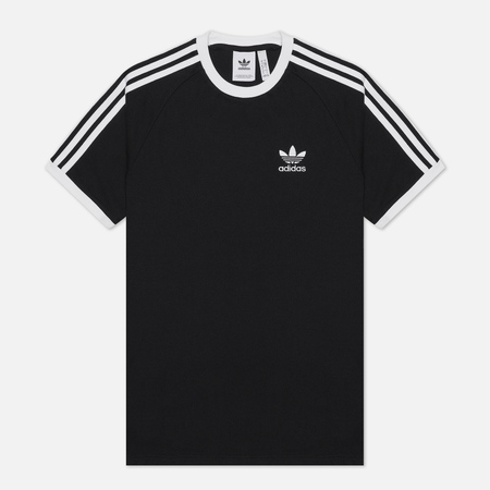 Мужская футболка adidas Originals 3-Stripes Black
