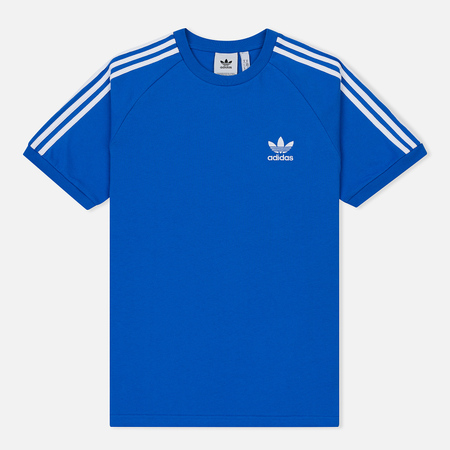 Мужская футболка adidas Originals 3-Stripes Blue Bird