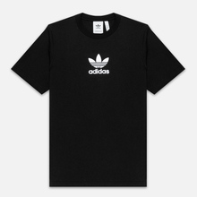 Мужская футболка adidas Originals Adicolor Premium Black фото- 0