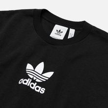 Мужская футболка adidas Originals Adicolor Premium Black фото- 1