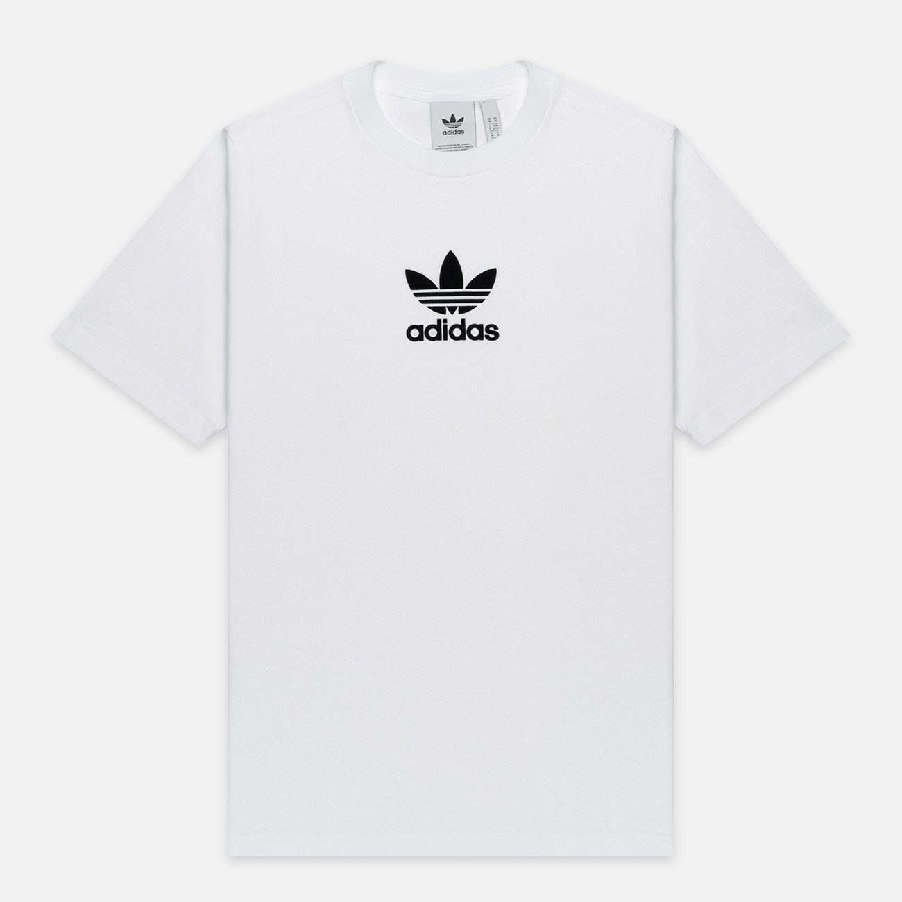Мужская футболка adidas Originals Adicolor Premium White