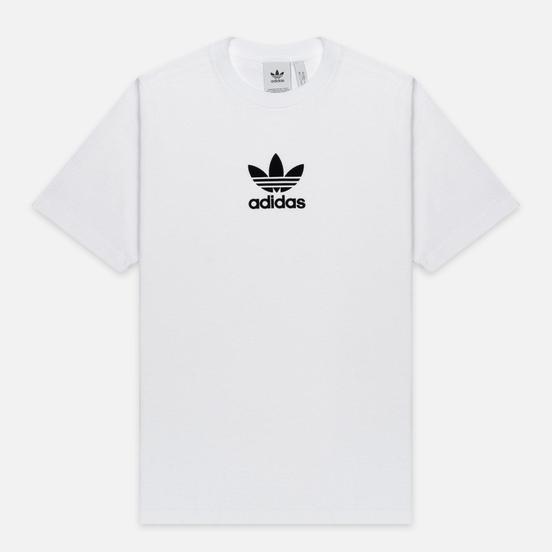 Мужская футболка adidas Originals Adicolor Premium White