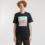 Мужская футболка adidas Originals Beavis And Butthead Black/Multicolor фото- 1