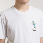 Мужская футболка adidas Originals Beavis And Butthead White/Multcolor фото- 3