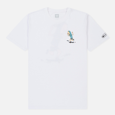 Мужская футболка adidas Originals Beavis And Butthead White/Multcolor