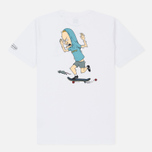 Мужская футболка adidas Originals Beavis And Butthead White/Multcolor фото- 1