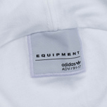 Мужская футболка adidas Originals EQT Logo White фото- 3