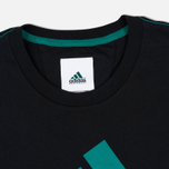 Мужская футболка adidas Originals EQT Logo Black фото- 1