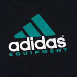 Мужская футболка adidas Originals EQT Logo Black фото- 2