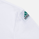 adidas Originals Equipment Men's T-Shirt White/Green/Black photo- 4