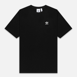 Мужская футболка adidas Originals Essential Embroidered Logo Black