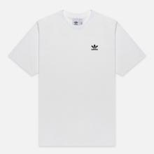 Мужская футболка adidas Originals Essential Embroidered Logo White фото- 0