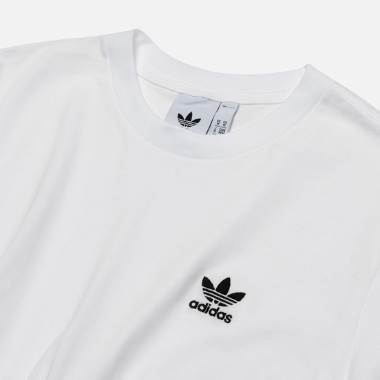 Мужская футболка adidas Originals Essential White