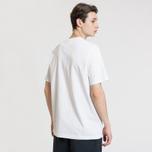 Мужская футболка adidas Originals Essential Small Logo White фото- 3