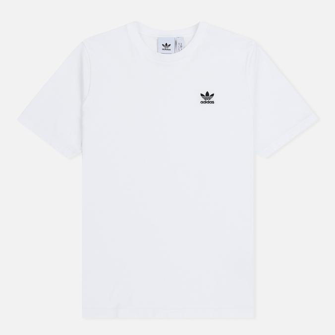 Мужская футболка adidas Originals Essential Small Logo White