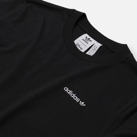 Мужская футболка adidas Originals Goofy Black/White