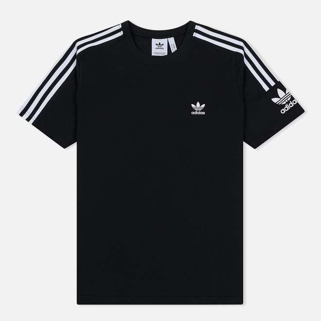 Мужская футболка adidas Originals Lock Up Logo Black