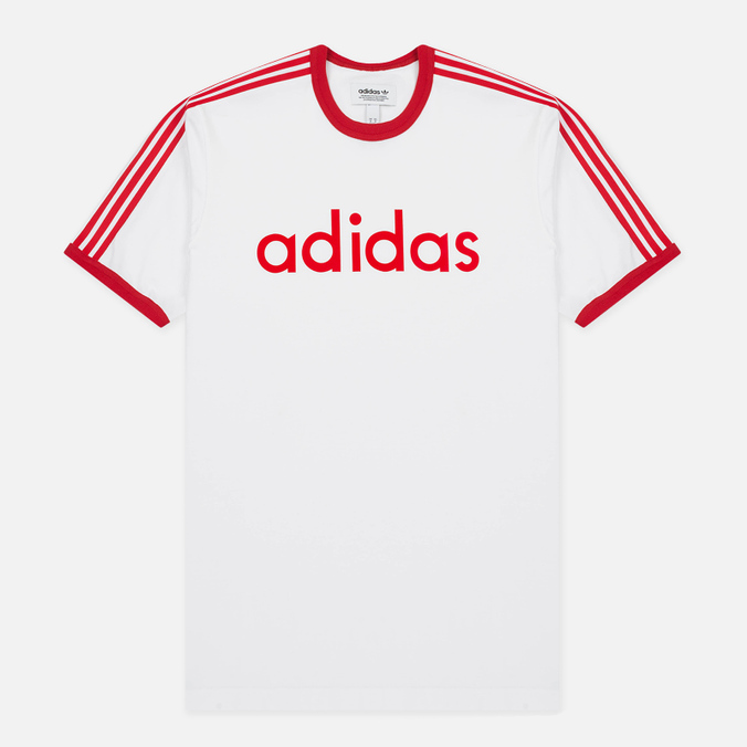 Мужская футболка adidas Originals London OG MIG White