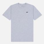 Мужская футболка adidas Originals Mini Embroidered Stan Smith Light Grey Heather фото- 0