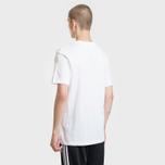 Мужская футболка adidas Originals Mini Embroidered Stan Smith White фото- 3