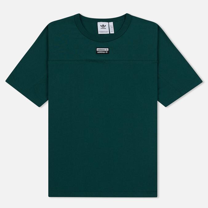 Мужская футболка adidas Originals Reveal Your Vocal A Collegiate Green