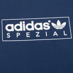 Мужская футболка adidas Originals Spezial Box Logo Navy фото- 2