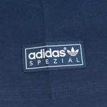 Мужская футболка adidas Originals Spezial Box Logo Navy фото- 3