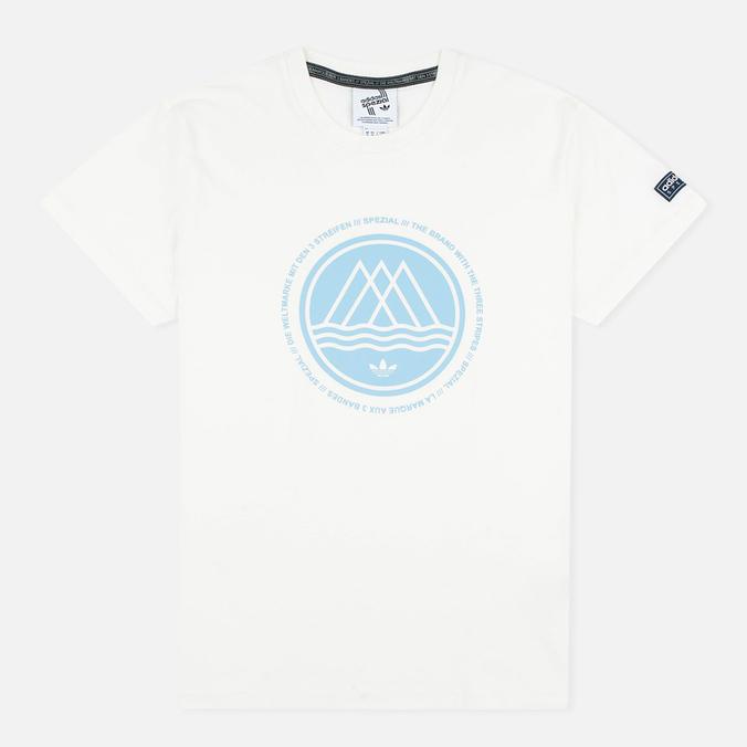 Мужская футболка adidas Originals Spezial Summer Mode All White