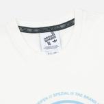 Мужская футболка adidas Originals Spezial Summer Mode All White фото- 1
