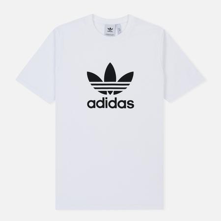 Мужская футболка adidas Originals Trefoil White