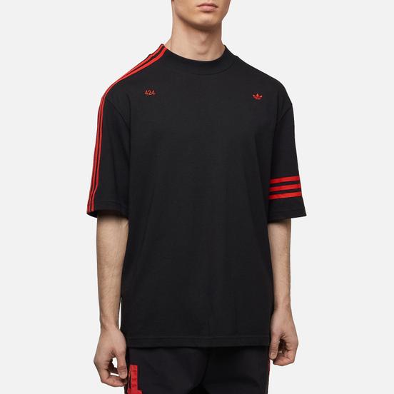 Мужская футболка adidas Originals x 424 Vocal Black