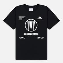 Мужская футболка adidas Performance x Neighborhood Graphic Black фото- 0
