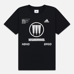 Мужская футболка adidas Performance x Neighborhood Graphic Black