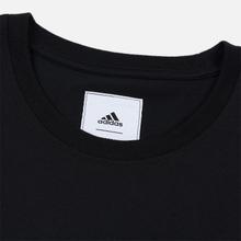 Мужская футболка adidas Performance x Neighborhood Graphic Black фото- 1
