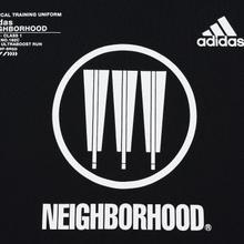 Мужская футболка adidas Performance x Neighborhood Graphic Black фото- 2