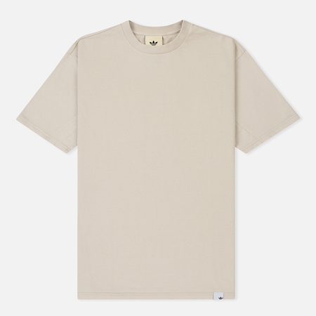 Мужская футболка adidas Originals x Oyster Holdings XBYO Chalk Pearl