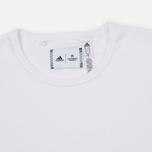 Мужская футболка adidas Originals x Reigning Champ AARC SS White фото- 1