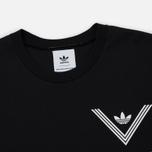Мужская футболка adidas Originals x White Mountaineering 1 Point Black фото- 1