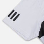 Мужская футболка adidas Originals x White Mountaineering AOWM White фото- 4